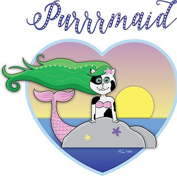 Purrrmaid by PhanieMilton