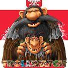 Bartek and Barta the Swamp Trolls by Danny Willis