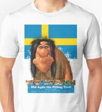 Old Agda the Pitbog Troll form Sweeden Unisex T-Shirt
