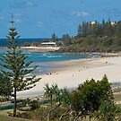 Coolangatta by Claire  Farley