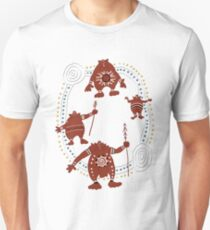 Rock Troll Art Unisex T-Shirt