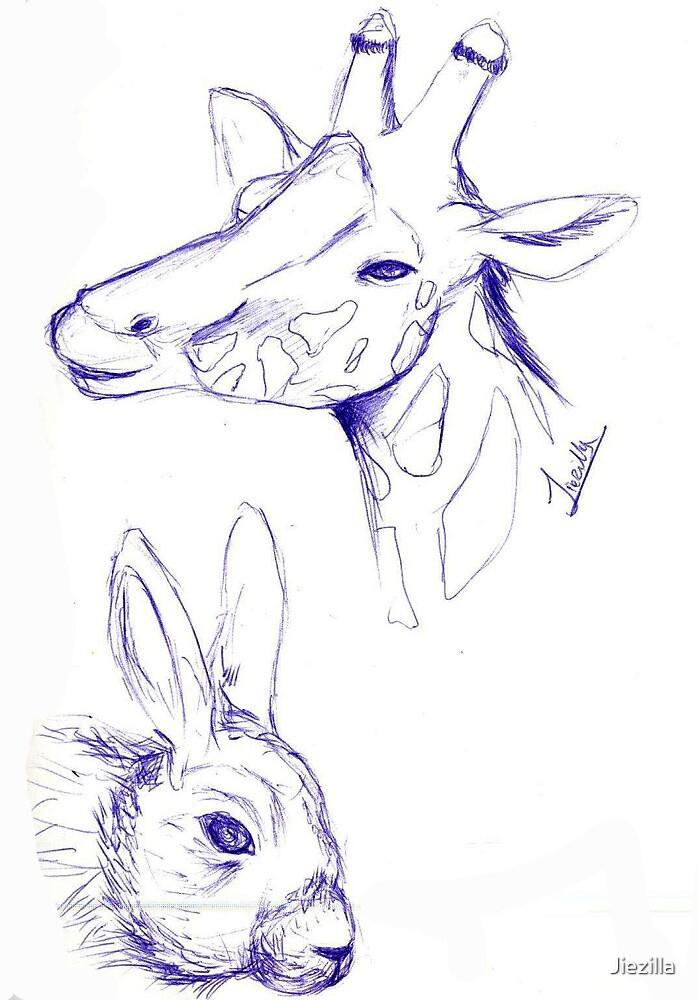 Quick sketch by Jiezilla