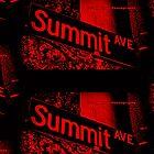 Summit Avenue BLACK CHERRY Pasadena California by Mistah Wilson Photography by MistahWilson