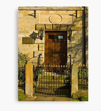 The Doorway 1784 Canvas Print