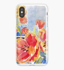 Tulips at Deja Bru iPhone Case