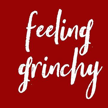 Feeling Grinchy by nyah14
