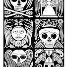 Death's Head by Evvie Marin