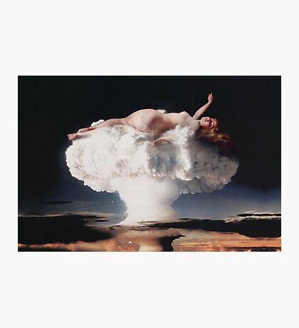 Atomic Slumber Photographic Print