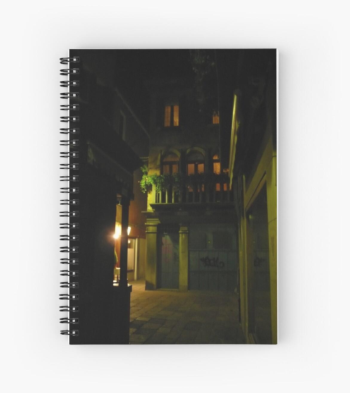 Dark Alleyway by joconti