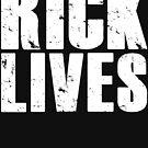 Rick Lives  by zombiemama