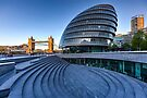 London City Hall by John Velocci
