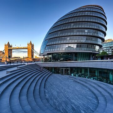 London City Hall by baneling