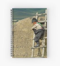 Altitude Spiral Notebook
