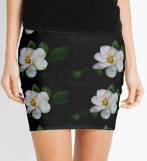 Gardenia-Blume Minirock