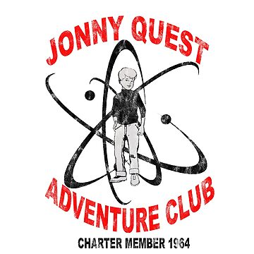 Jonny Quest Adventure Club 1964 - weathered by drquest