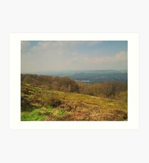 From Otley Chevin 2 Art Print