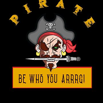 Pirate by ArtiosApparels