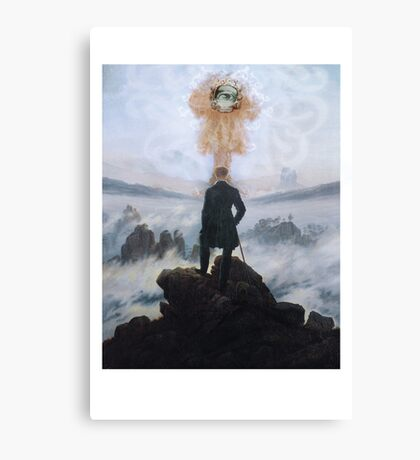 Creation Observed Canvas Print