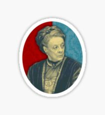 Maggie Smith Sticker