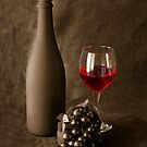VINTAGE WINE #4 by RakeshSyal