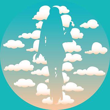 Sky High Hippy  by Real-Digital