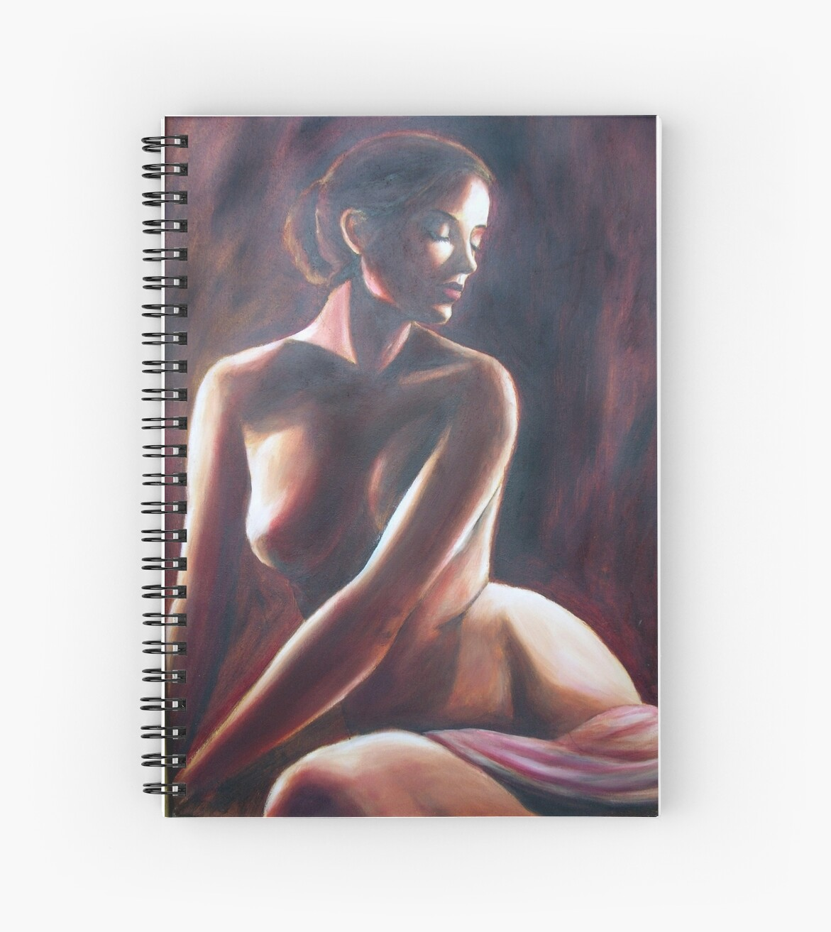 nude backlit by dashinvaine