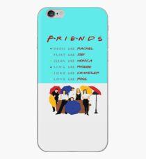 Kanca-Freunde iPhone-Hülle & Cover