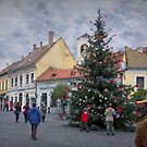 Christmas in Szentendre Hungary by Yukondick