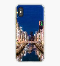 Dotonbori iPhone Case