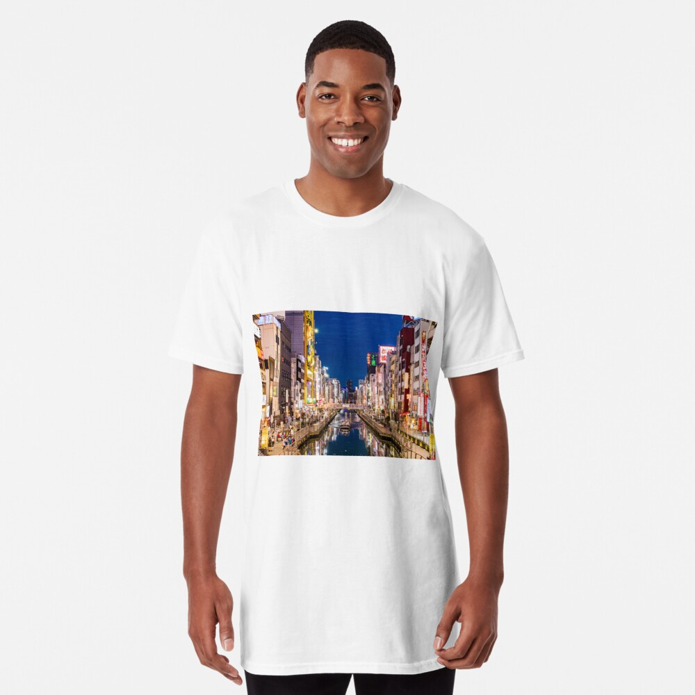 Dotonbori Long T-Shirt