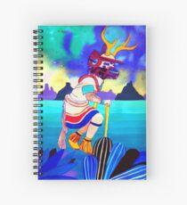 Deer Dancer Spiral Notebook