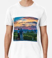 After storm sunset Premium T-Shirt