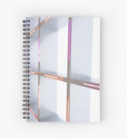 Pavilion - subtle Spiral Notebook