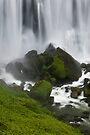 Marokopa Falls by Michael Treloar