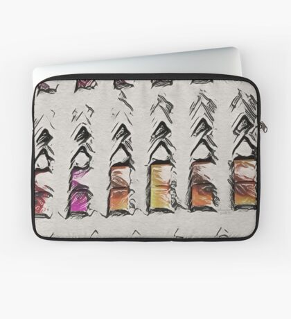 Up All Night Laptop Sleeve