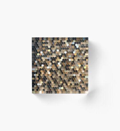 Seasonal Acrylic Block