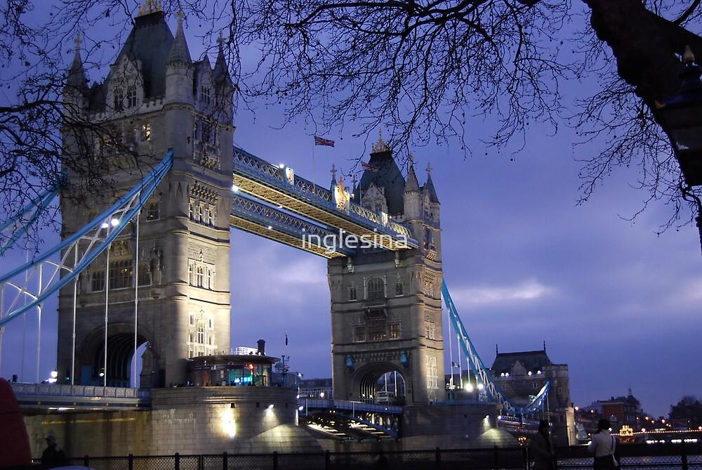 Tower Bridge London by inglesina