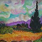 Cypress by Kamila  Krizova/Aitchison