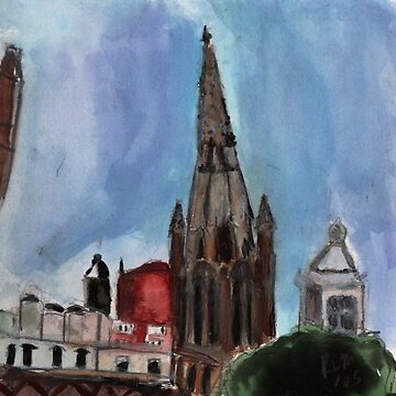 Here Is The Steeple.. by RobynLee