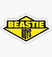 Beastie  Sticker