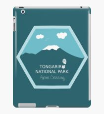 Tongariro National Park New Zealand iPad Case/Skin