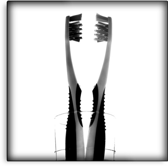 Toothbrushes by cas slater