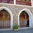 Kykkos Monastery 5... by DoreenPhillips