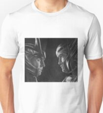 Jotunheim and Asgard T-Shirt