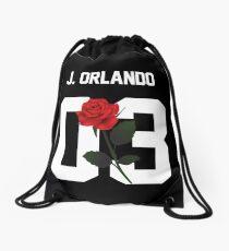 Johnny Orlando - Rose Drawstring Bag