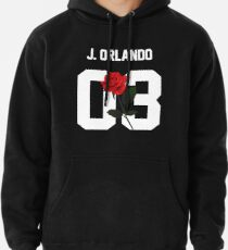 Johnny Orlando - Rose Pullover Hoodie