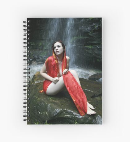 Gaea Scrying Spiral Notebook