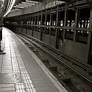 Subway,NYC by raneangel