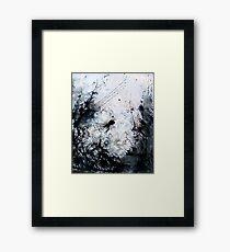 Big Stick Drawing Framed Print