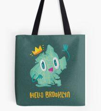 Hello Brooklyn Tote Bag